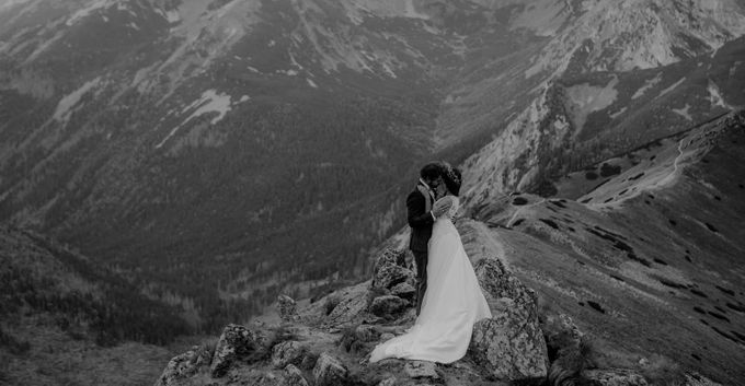 Wedding Shooting in High Mountains by Fotomagoria - 004