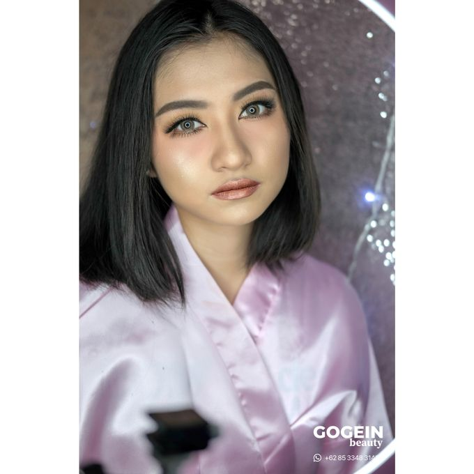 Engagement Make-Up by Gogein Beauty - 006