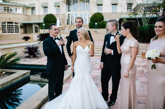 The love story of Bec & Callum - the minimalistic wedding by BWedding Invitations - 040