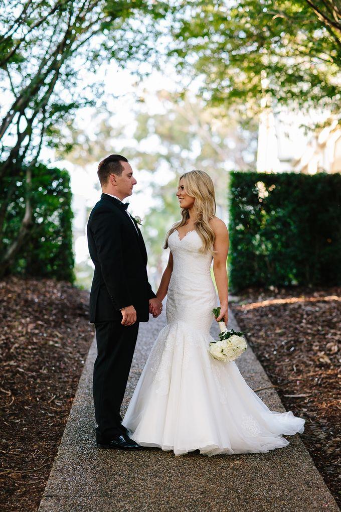 The love story of Bec & Callum - the minimalistic wedding by BWedding Invitations - 041