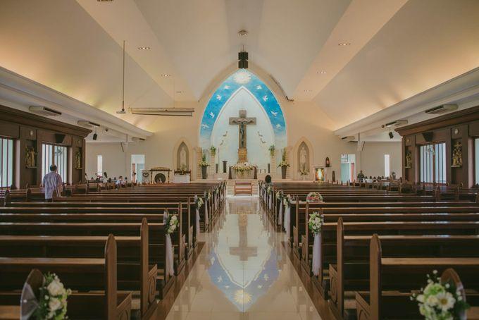 FX Church & Alila Seminyak by AMOR ETERNAL BALI WEDDING & EVENTS - 004