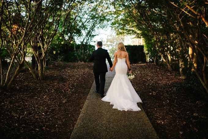 The love story of Bec & Callum - the minimalistic wedding by BWedding Invitations - 042
