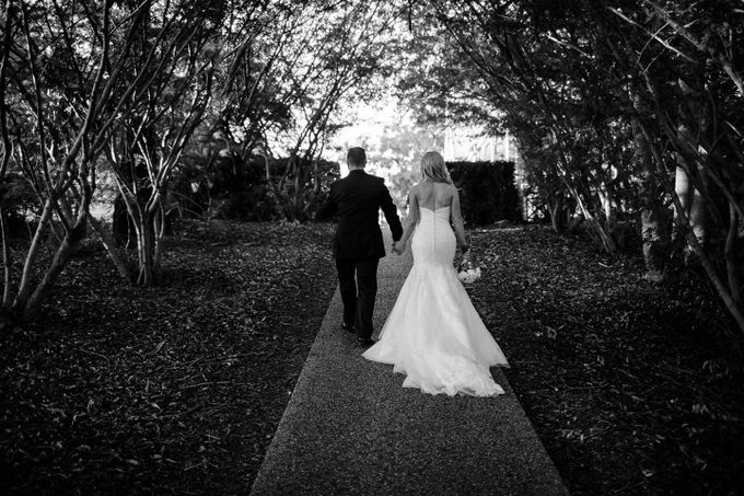 The love story of Bec & Callum - the minimalistic wedding by BWedding Invitations - 043