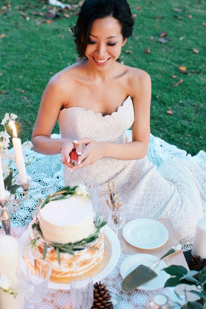 Botanical Sunset Wedding by The Prelude Bridal - 005