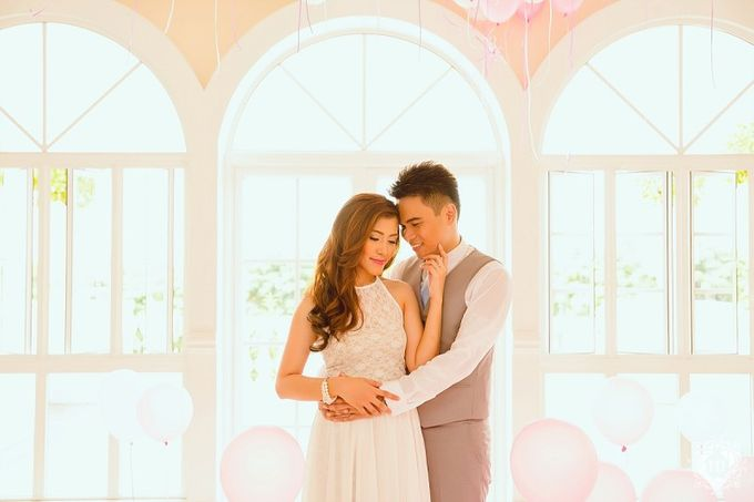 Riyal and Rosy Engagement by Ruffa and Mike Photography - 007
