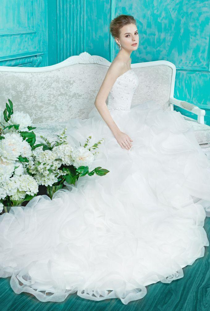 Floral Symphony by Digio Bridal - 006