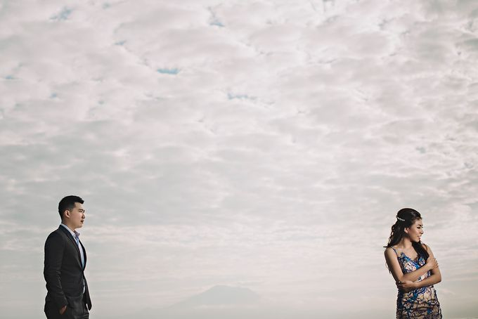 Andy N Elvira Prewedding by Hendra & Andre by Cheese N Click Photography - 005