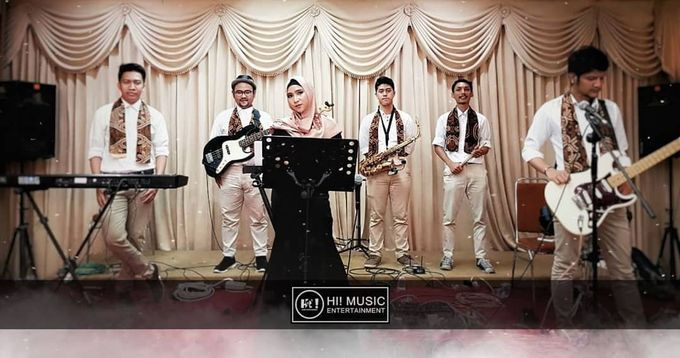 Wedding Reception Events (The Band) by Hi! Music Entertainment - 006