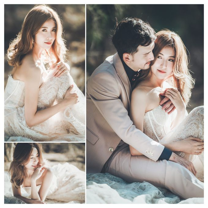 Wiliam & Sarah Romantic Memonts Prewedding by GoFotoVideo - 006