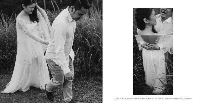 The Bali Prewedding | Kevin & Kristina by Costes Portrait - 020