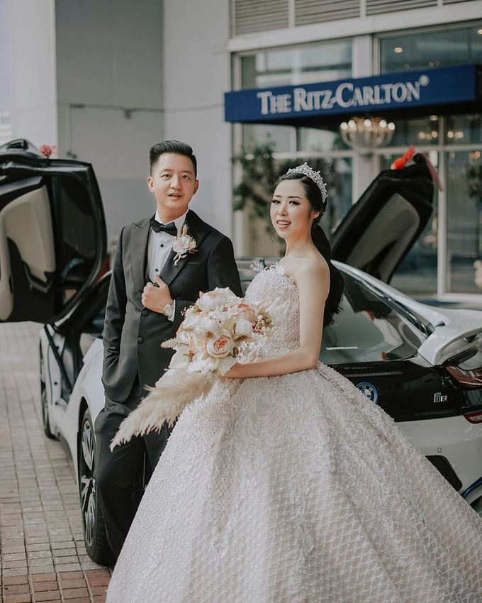 Wedding of Fendi & Olivia - 15.12.19 by The Ritz-Carlton Jakarta, Mega Kuningan - 007