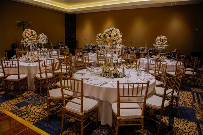 Wedding at Mulia Bali by d'Oasis Florist & Decoration - 004