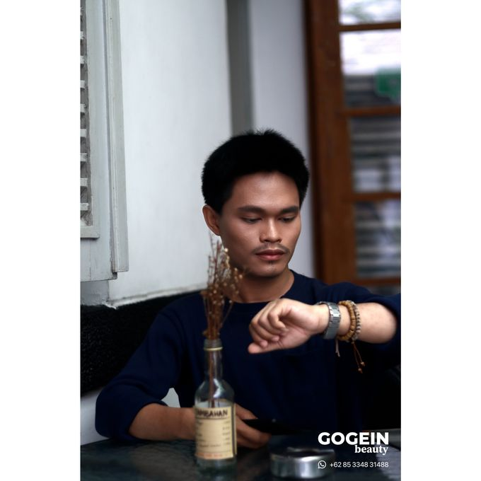 Photo Shoot Make-Up by Gogein Beauty - 007