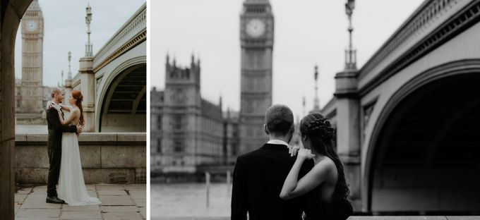 Pre Wedding Shoot in London by Cinzia Bruschini Photography - 005