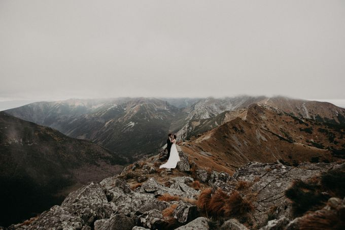 Wedding Shooting in High Mountains by Fotomagoria - 003