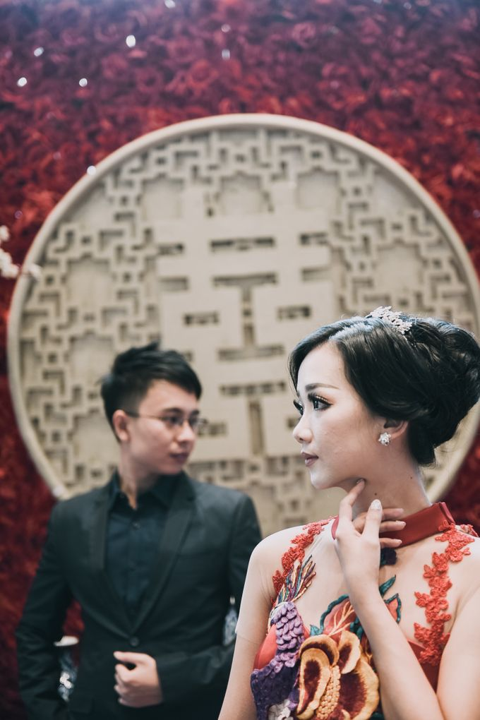 The Wedding of  Steven & Hanny by Ivow Wedding - 008