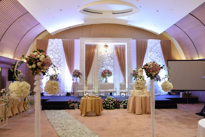 Wedding Experience at Alila Jakarta by Sparks Luxe Jakarta - 013