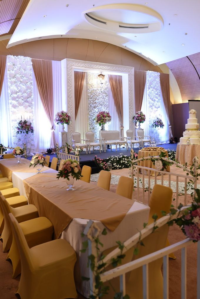 Wedding Experience at Alila Jakarta by Sparks Luxe Jakarta - 011