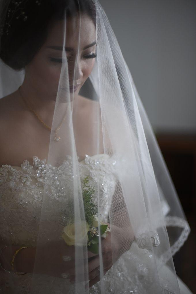 Wedding Of Alfandi & Novia by JWP Wedding - 012