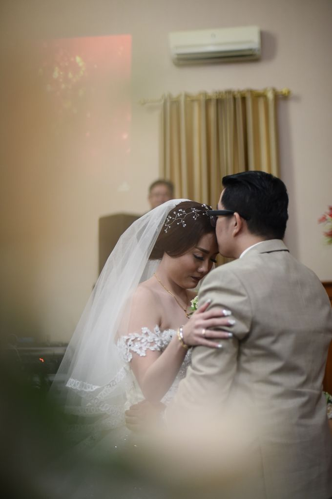 Wedding Of Alfandi & Novia by JWP Wedding - 013