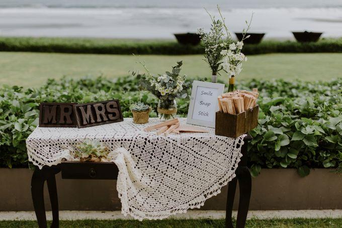 Wedding at Soori Bali by d'Oasis Florist & Decoration - 002