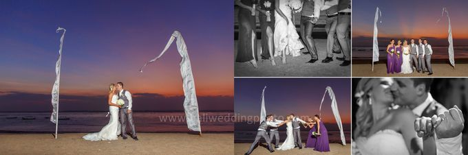 Natalie & Andrew The Wedding by D'studio Photography Bali - 006