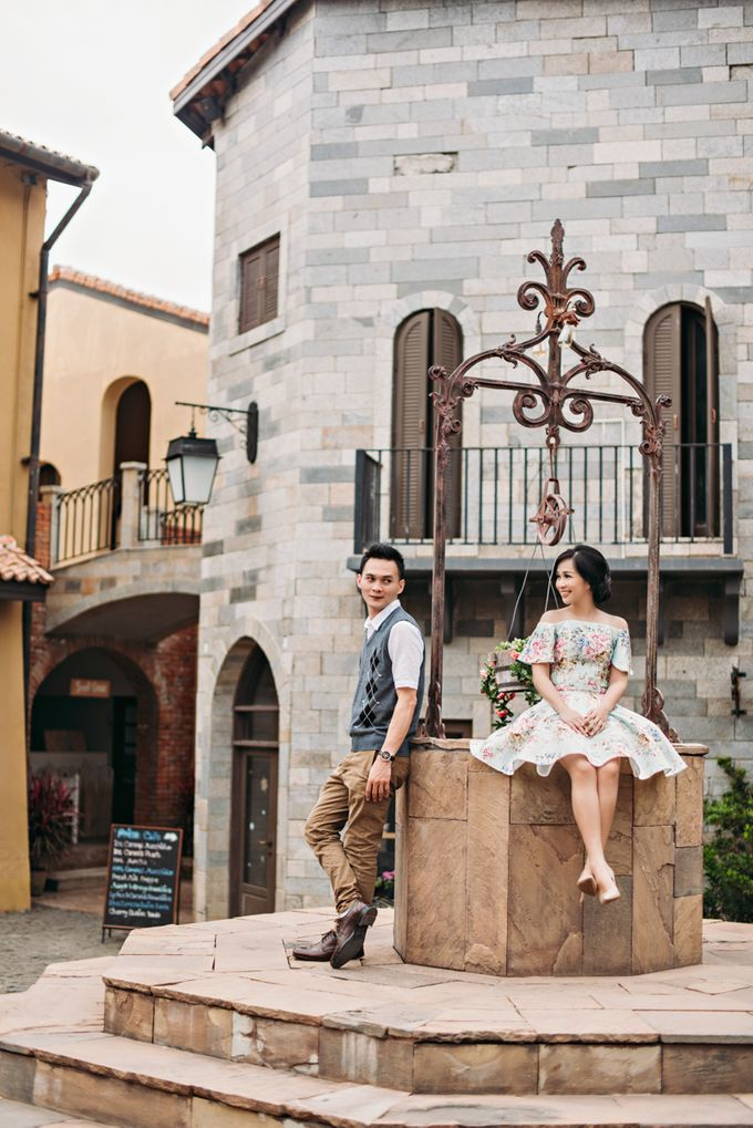 Heri N Erica Prewedding by Hendra & Andre by Cheese N Click Photography - 009
