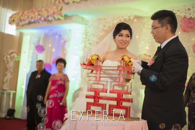 Franky & Devi Wedding Day by Experia Photography - 015