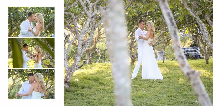 Patrick & Kristina Wedding by Meliá Bali Indonesia - 003