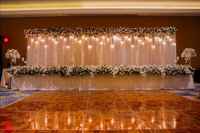 Wedding at Mulia Bali by d'Oasis Florist & Decoration - 005