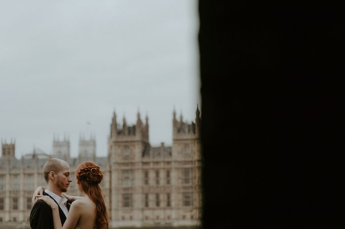 Pre Wedding Shoot in London by Cinzia Bruschini Photography - 007