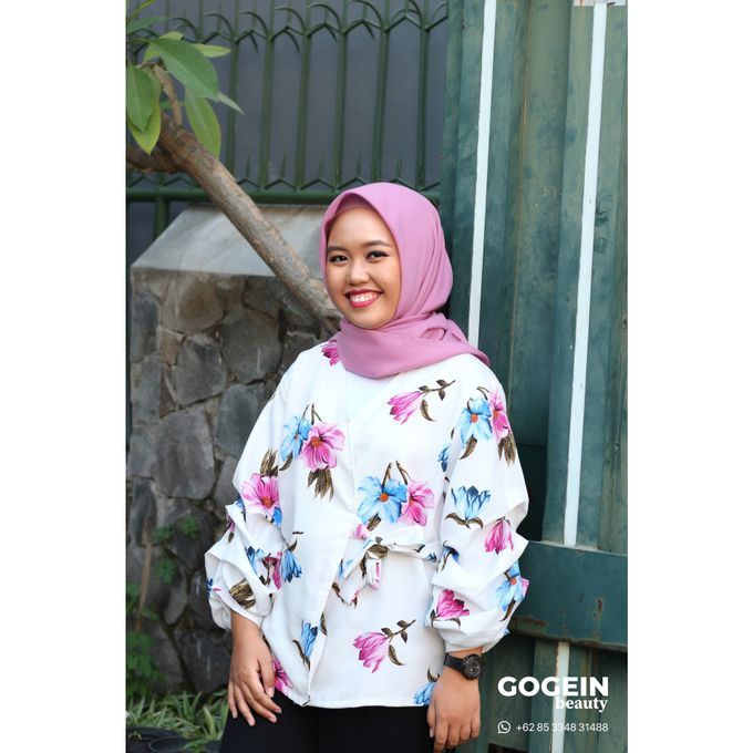 Party Hijab Make-Up by Gogein Beauty - 008