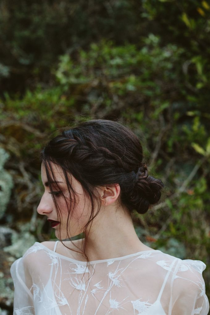 Bridal makeup and hair by Hilary Cam Photography - 002
