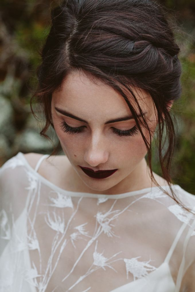 Bridal makeup and hair by Hilary Cam Photography - 003