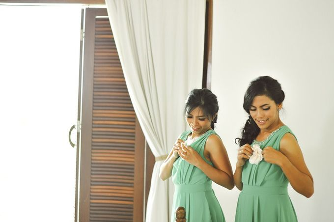 Dramatic Mountain Raung Wedding Concept by AT Photography Bali - 004