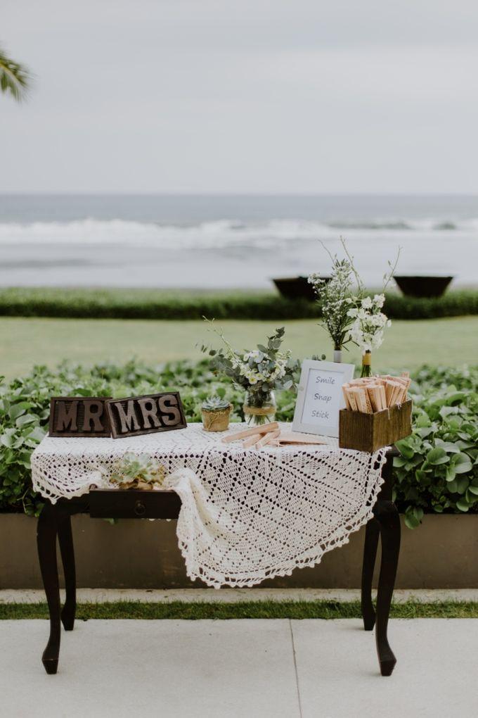 Wedding at Soori Bali by d'Oasis Florist & Decoration - 003