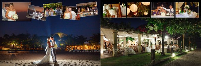 Natalie & Andrew The Wedding by D'studio Photography Bali - 007