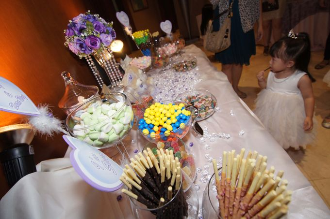The Purple Dream Wedding by Candy Buffet Singapore - 004