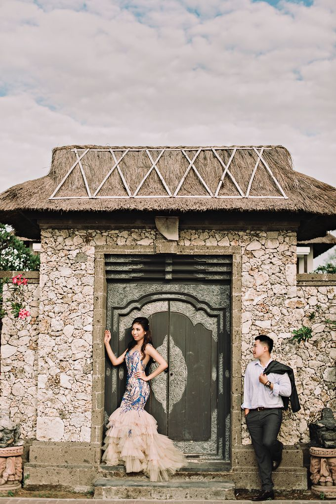 Andy N Elvira Prewedding by Hendra & Andre by Cheese N Click Photography - 007