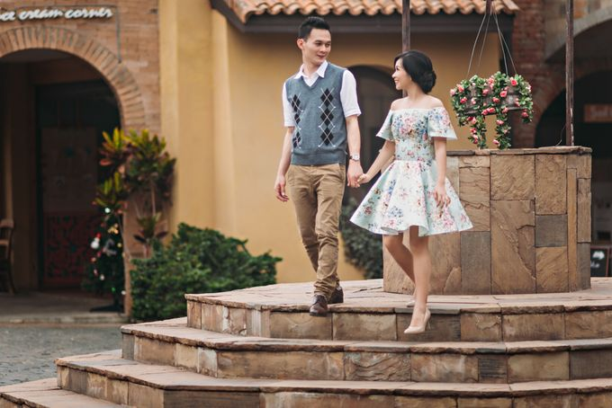 Heri N Erica Prewedding by Hendra & Andre by Cheese N Click Photography - 010