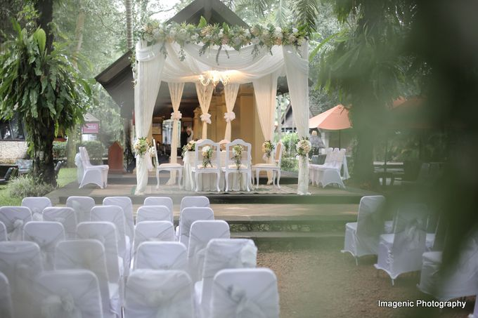 Wedding Intan & Daus by Novotel Bogor Golf Resort and Convention Centre - 005