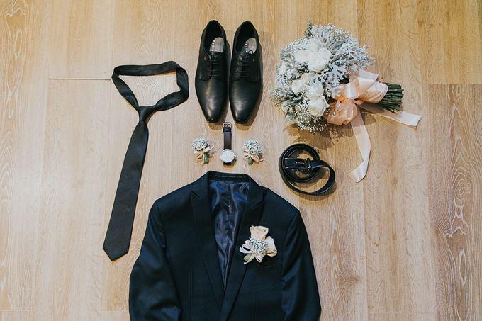 Wedding Of Alex & Olvi by My Day Photostory - 001