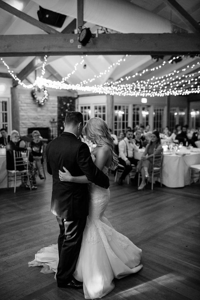 The love story of Bec & Callum - the minimalistic wedding by BWedding Invitations - 045