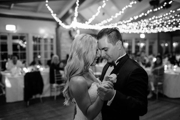 The love story of Bec & Callum - the minimalistic wedding by BWedding Invitations - 046