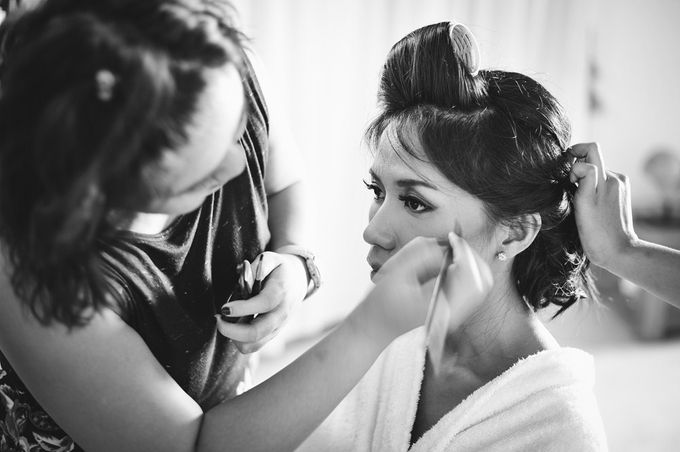Dramatic Mountain Raung Wedding Concept by AT Photography Bali - 005