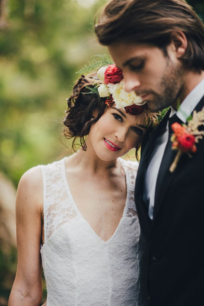 Bits and Blooms Styled Shoot by iZO Photography - 009