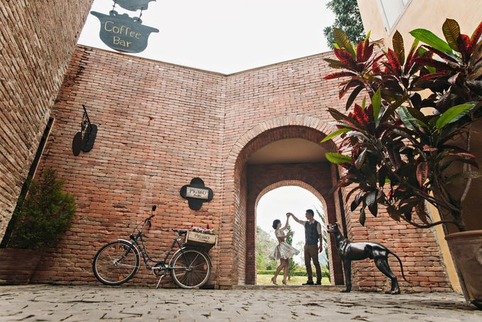 Heri N Erica Prewedding by Hendra & Andre by Cheese N Click Photography - 011