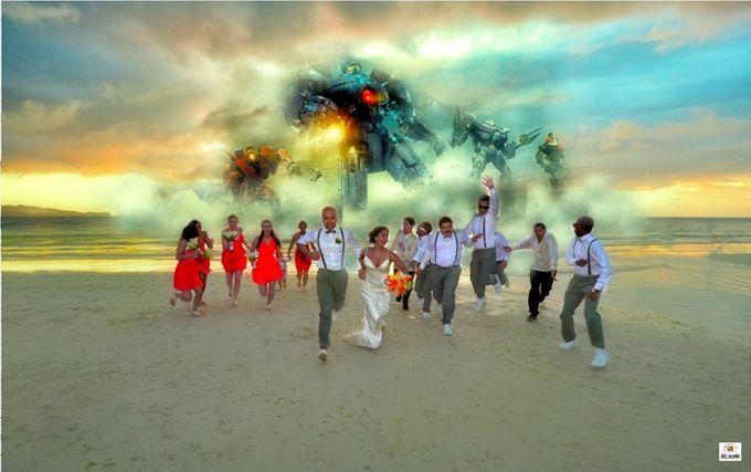 Wedding Bells in tropical Island by #1 Boracay Wedding Photographer - Joel Juliano - 001