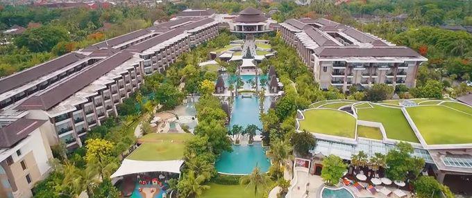 WEDDING OF VINESH & ANISHAH by Sofitel Bali Nusa Dua Beach Resort - 002