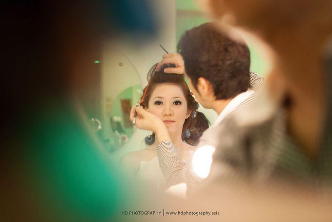 Fery & Nova - Wedding Day by HD Photography - 001